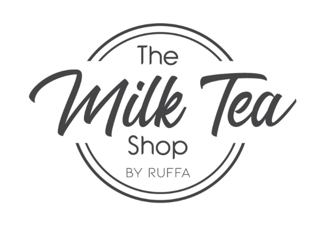 the Milk Tea Shop by Ruffa Logo